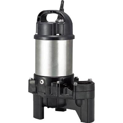 鶴見製作所:ツルミ 樹脂製汚物用水中ハイスピンポンプ 50HZ 50PU2.4S 50HZ 型式:50PU2.4S 50HZ