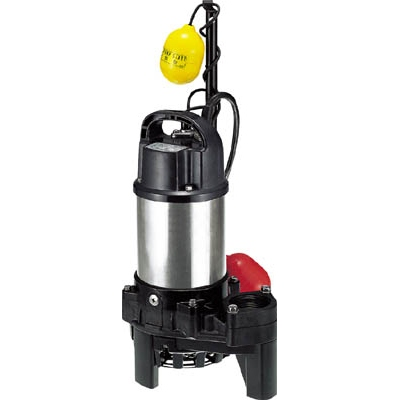 鶴見製作所:ツルミ 樹脂製雑排水用水中ハイスピンポンプ 60Hz 50PNA2.4 60HZ 型式:50PNA2.4 60HZ