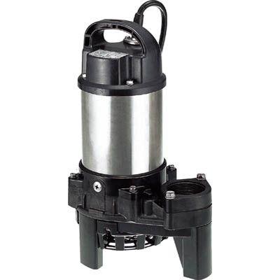 鶴見製作所:ツルミ 樹脂製雑排水用水中ハイスピンポンプ 60HZ 50PN2.4 60HZ 型式:50PN2.4 60HZ