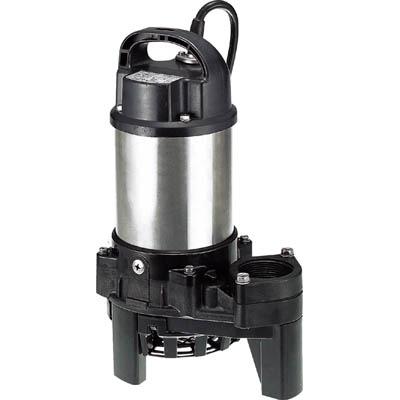 鶴見製作所:ツルミ 樹脂製雑排水用水中ハイスピンポンプ 50HZ 50PN2.4S 50HZ 型式:50PN2.4S 50HZ
