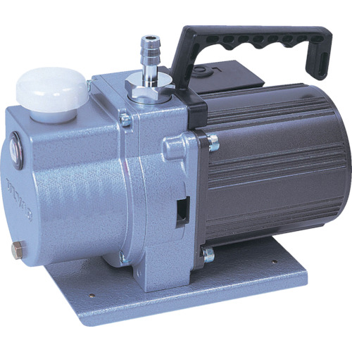 アルバック機工:ULVAC 単相100V 油回転真空ポンプ G-5DA 型式:G-5DA