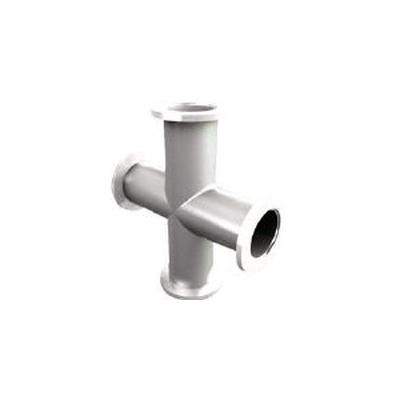 最低価格の クロス 型式:C10516422:配管部品 店 NW40 エドワーズ:エドワーズ C10516422-DIY・工具