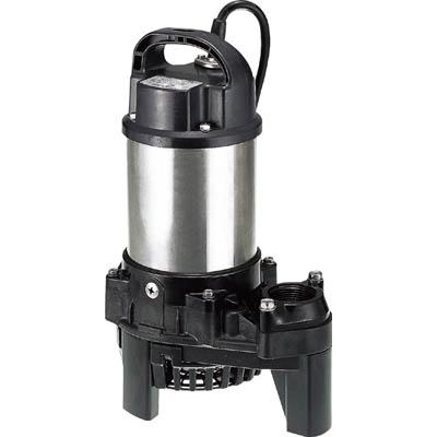 鶴見製作所:ツルミ 樹脂製汚水用水中ポンプ 60HZ 40PSF2.4 60HZ 型式:40PSF2.4 60HZ