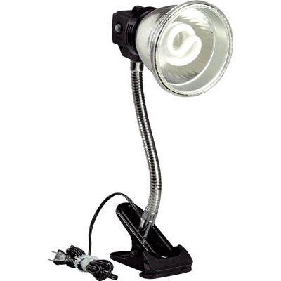 ハタヤリミテッド:ハタヤ 蛍光灯マグスタンド 18W蛍光灯付 電線1.6m クリップ付 MF-15C 型式:MF-15C