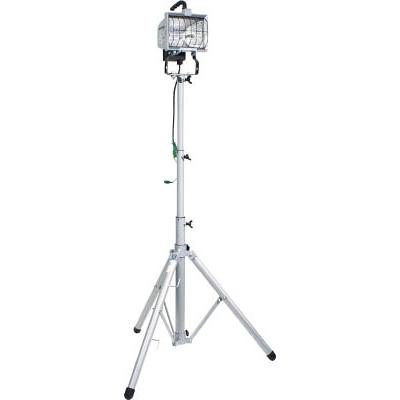 日動工業:日動 ハロゲン投光器 ハロスター500 100V 500Wハロゲン 一灯三脚式 HS-500L 型式:HS-500L