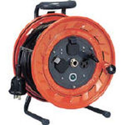 ハタヤリミテッド:ハタヤ 三相200V型コードリール 3.5スケア電線 30m アース付 LP-332M 型式:LP-332M
