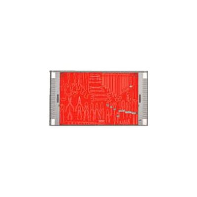京都機械工具(KTC):KTC メカニキットケース(一般機械整備向) MK81A-M 型式:MK81A-M