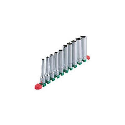 京都機械工具(KTC):KTC 12.7sq.ディープソケットセット[10コ組] TB4L10E 型式:TB4L10E