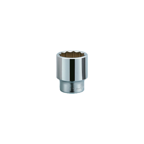 一般作業工具 ソケットレンチ 最安値 京都機械工具 KTC 日本正規品 :KTC 80mm B40-80 十二角 型式:B40-80 19.0sq.ソケット
