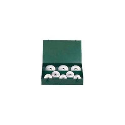 京都機械工具(KTC):KTC カップ型オイルフィルタレンチセット[8コ組] AVSA08A 型式:AVSA08A(1セット:8個入)