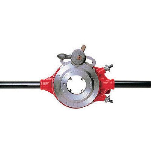 レッキス工業:REX ラチェット式オスタ型パイプねじ切り器 114R 114R 型式:114R