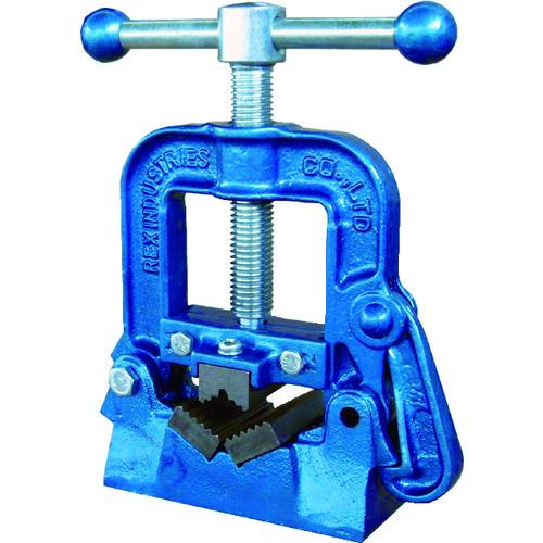 レッキス工業:REX パイプバイス No.0 PV-0 型式:PV-0