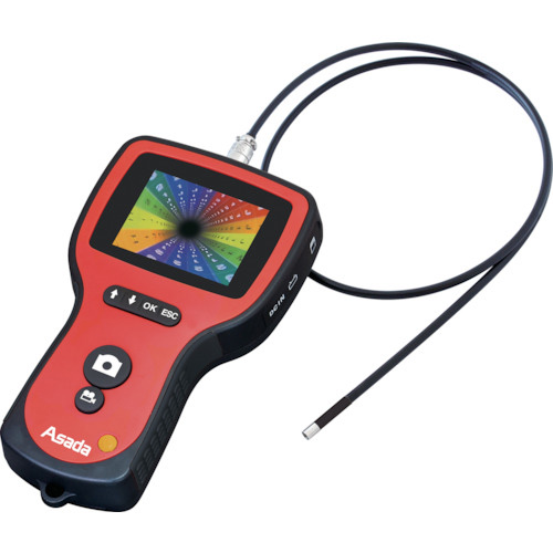 アサダ:アサダ クリアスコープ・デジタル100 TH100 型式:TH100