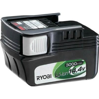 リョービ販売:リョービ リチウムイオン充電池 14.4V B-1430L 型式:B-1430L
