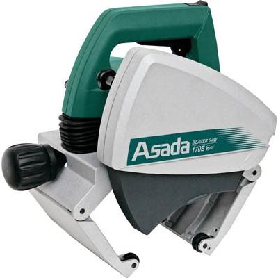 アサダ:アサダ ビーバーSAW170 ECO EX170 型式:EX170