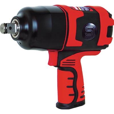 信濃機販:SI インパクトレンチ ソケット差込角19mm 最大締付トルク(N・m)1200 SI-1550T ULTRA 型式:SI-1550T ULTRA