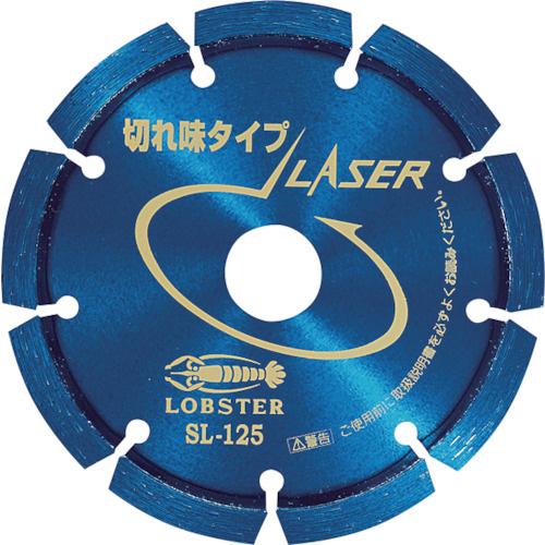 ロブテックス:ダイヤモンドホイール レーザー(乾式) 型式:SL125