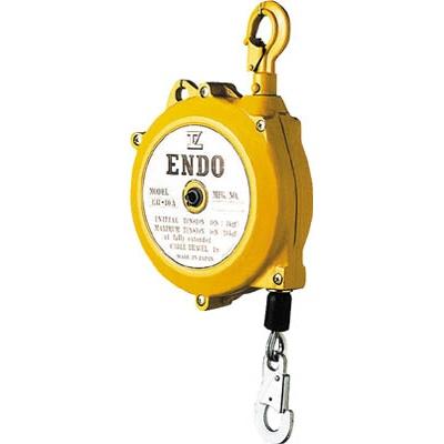 遠藤工業:ENDO トルクリール ラチェット機構付 ER-10A 4m ER-10A 型式:ER-10A