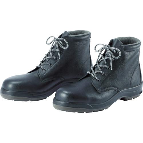 ミドリ安全:ミドリ安全 ウレタン2層底 安全靴 中編上 CF120 25.5CM CF120-25.5 型式:CF120-25.5