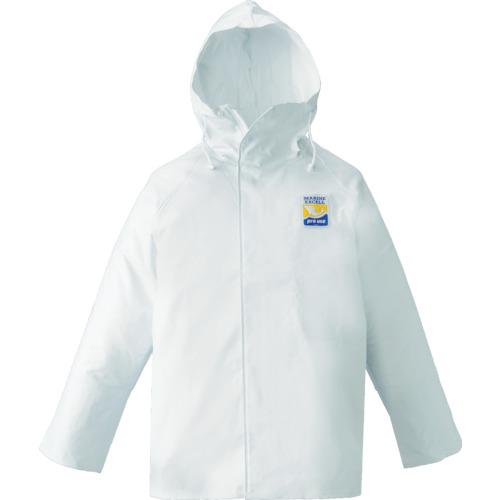 半額 作業用品 作業衣 作業服 ロゴスコーポレーション:ロゴス マリンエクセル 12030611 2020A/W新作送料無料 パーカー ホワイト 型式:12030611 LL