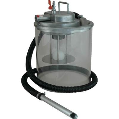 アクアシステム:アクアシステム エア式掃除機 乾湿両用クリーナー(オープンペール缶用) APPQO400G 型式:APPQO400G