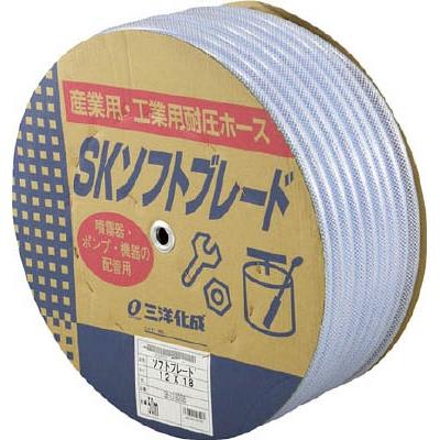 三洋化成:サンヨー SKソフトブレードホース12×18 50mドラム巻 SB-1218D50B 型式:SB-1218D50B