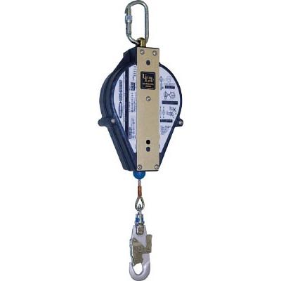 藤井電工(ツヨロン):ツヨロン ウルトラロック10メートル 台付・引寄ロープ付 UL-10S-BX 型式:UL-10S-BX