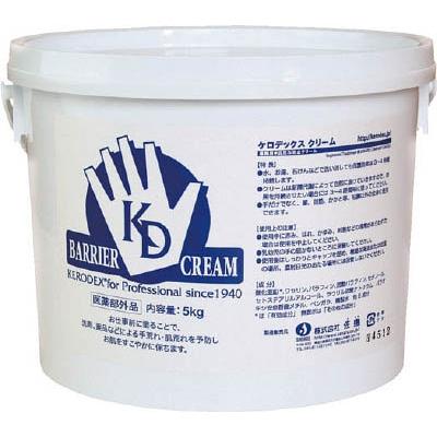 佐鳴:SANARU ケロデックスクリーム 5kg KERO-5 型式:KERO-5