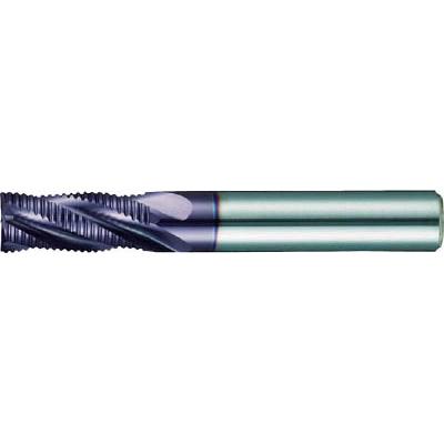 グーリングジャパン:グーリング ラフィングエンドミル(4枚刃) 3723 018.000 型式:3723 018.000