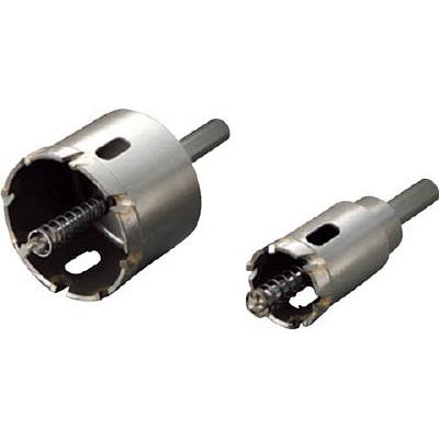 ハウスビーエム:ハウスB.M トリプル超硬ロングホールソー 刃径80mm SHP-80 型式:SHP-80