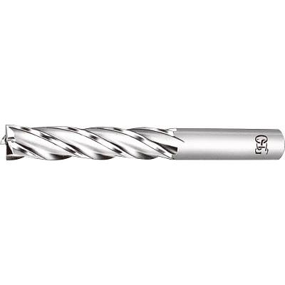 オーエスジー:OSG ハイスエンドミル センタカット 多刃ロング 40 81050 CC-EML-40 型式:CC-EML-40