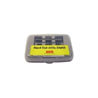 サンドビック:サンドビック ハードカットドリルセット 各1個入り HC23456 型式:HC23456