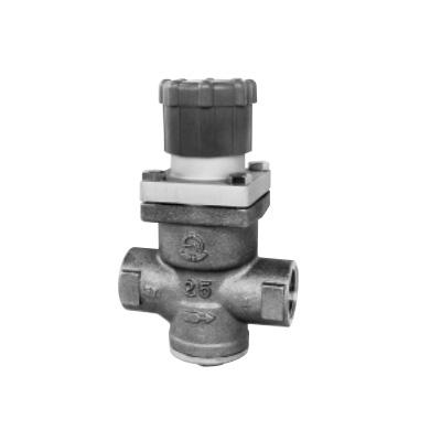 ベン:減圧弁(ミニ弁天シリーズ(蒸気用) <RD41-D> 型式:RD41-DL-15