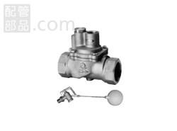 ベン:定水位弁(FVバルブシリーズ(水用、一般用) 型式:LP8N-F-25