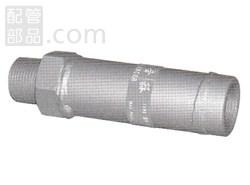 ベン:消音器(スチームトラップ用) <BH1-N> 型式:BH1-N-25