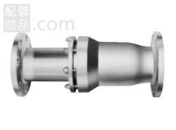 ベン:スリーブ形伸縮管継手 <JS6HF-N> 型式:JS6HF-N-25