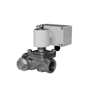 ベン:省エネ形電磁弁(水・空気用) 型式:WS33-F-25