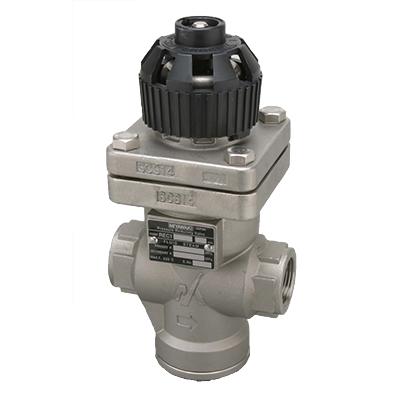 ミヤワキ:直動形蒸気用減圧弁 型式:REC1-6-25A
