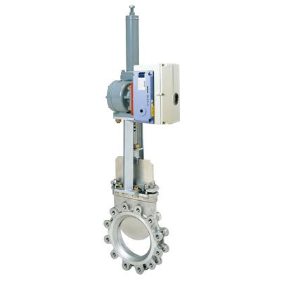 OKM:336J(三相仕様) 電動式 SCS13A(PTFE) 型式:336J-M-50 SCS13A(PTFE)
