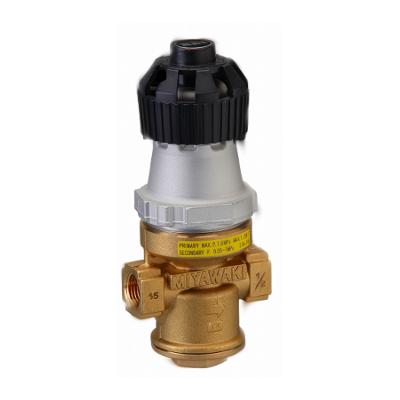 ミヤワキ:直動形蒸気用減圧弁 <RE1> 型式:RE1-20A