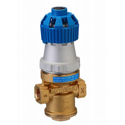 ミヤワキ:直動形蒸気用減圧弁 <RE1> 型式:RE1-4-15A