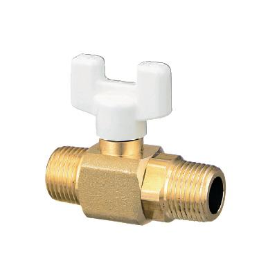 オンダ製作所:AE2型ボールバルブ 黄銅製 お買得パック 型式:AE2-20M(1セット:80個入)