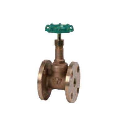 大和バルブ:青銅・黄銅バルブ ゲートバルブ 型式:B10FG-40