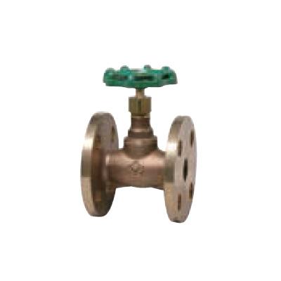 大和バルブ:青銅バルブ ストップバルブ 型式:B10FS-25