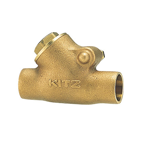 キッツ(KITZ):銅管接続用 Y形スイングチャッキ 型式:KITZ-CYR-65