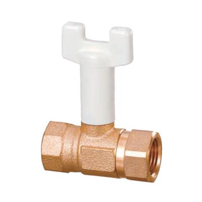 オンダ製作所:BS5型 ボールバルブ 青銅製 お買得パック <BS5> 型式:BS5-25(1セット:10個入)