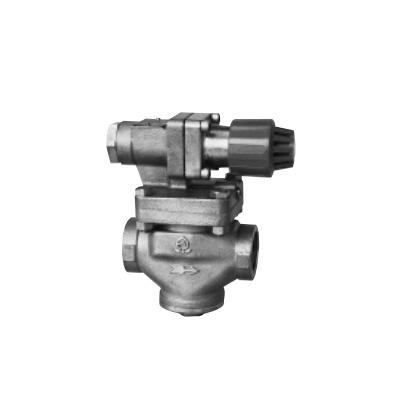 ベン:減圧弁(弁天シリーズ(蒸気用) <RP7-F> 型式:RP7-FL-15
