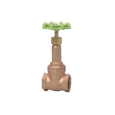 大和バルブ:青銅バルブ ゲートバルブ 型式:B10G6N-40