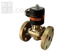 ベン:電磁弁 (フランジ形) (蒸気・液体・気体用) <PF-22型> 型式:PF22-W-40