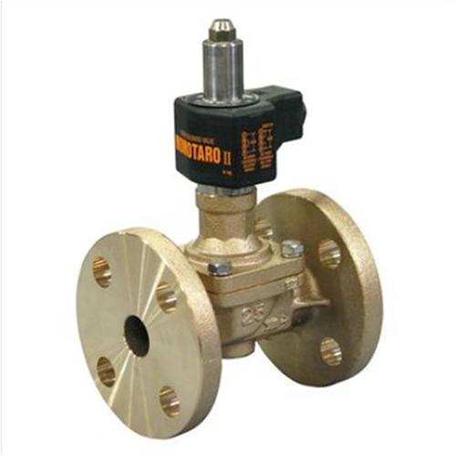 ベン:電磁弁 (フランジ形)(蒸気・液体・気体用) 型式:PF-22C-W-25